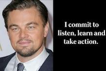 Dedicated to End Disenfranchisement of Black America, Says Leonardo DiCaprio