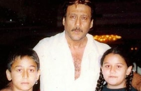 Jackie Shroff's Throwback Picture With Tiger And Krishna Wins Hearts On Instagram