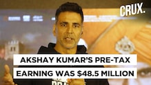 Akshay Kumar, only Indian actor to feature in Forbes 100 List Of Highest Paid Celeb