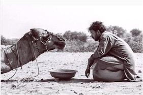 Irrfan Khan had Strange Understanding of Rain, Reveals Son Babil with a Stunning Monochrome Pic