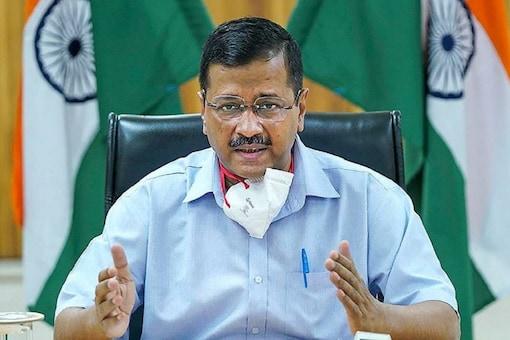 File photo of Delhi Chief Minister Arvind Kejriwal. (PTI)