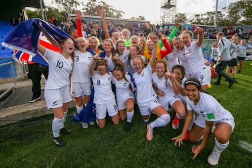 New Zealand (Photo Credit: FIFA)