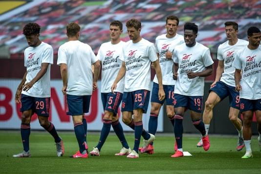 Bayern Munich (Photo Credit: Twitter)