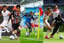 Bundesliga: Mainz Beat Frankfurt 2-0 as Paderborn, RB Leipzig and Fortuna Duesseldorf, Hoffenheim End in Draws
