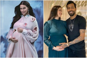 From Natasa, Amy Jackson to Sridevi, These Celebs Got Pregnant Before Marriage