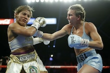 Boxer Mikaela Mayer Tests Positive for Coronavirus, Will Miss Tuesday's Fight