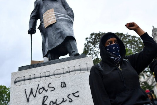 Churchill Was Racist': Indians Remember Bengal Famine after Statue ...