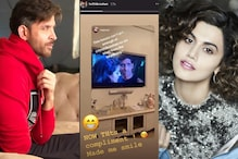 Taapsee Pannu And Her Sister Are Huge Hrithik Roshan Fans; Check Out His Reaction