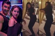 Watch Sushmita Sen Shake a Leg to Ranveer Singh-Sara Ali Khan's Aankh Marey During Shoot