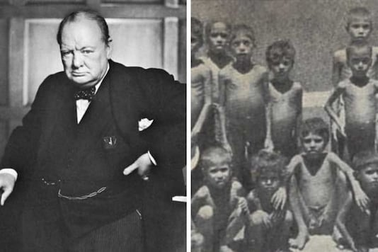 What Was 'Racist' Winston Churchill's Role in 1943 Bengal Famine Which Killed Millions?