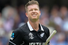 Jimmy Neesham Smashes Twitter Troll Out of the Park with Hilarious GIF