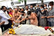 Chiranjeevi Sarja's Funeral: Fans, Friends Bid Final Farewell to Sandalwood Star