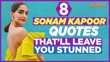 8 Revelations By Sonam Kapoor You Are Probably Not Aware Of
