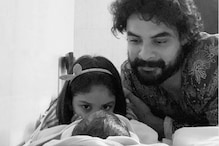 Malayalam Star Tovino Thomas Gets a Warm Welcome From Kids Post Stunt Injury