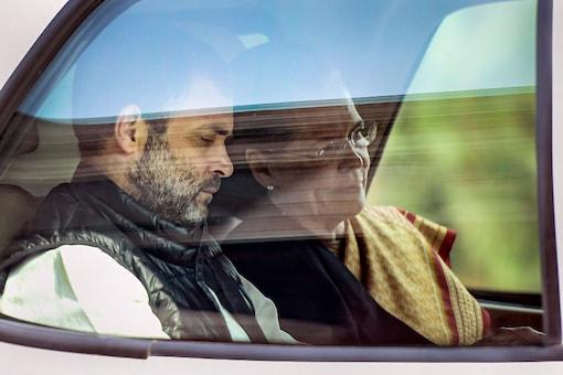 File photo of Congress leaders Sonia Gandhi and Rahul Gandhi. (PTI)