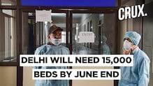 COVID-19 Cases In Delhi To Cross 1-lakh Mark By The End Of June