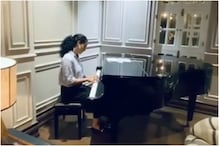 Kangana Ranaut Playing 'Love Story' Cover on Piano Will Drive Away Your Blues
