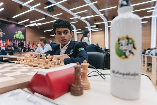 File photo of Nihal Sarin (Photo Credit: @NihalSarin)