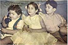 This Adorable Childhood Pic of Rishi Kapoor Will Make You Nostalgic