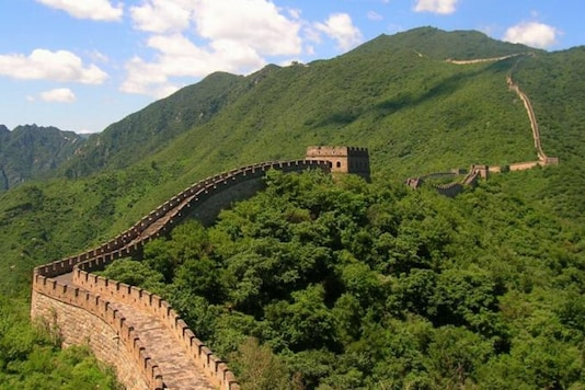 Great Wall of China. (File photo.)