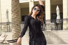 Urvashi Rautela's Twirling Video In An All-black Outfit Will Make You Say Wow