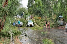 DND and Kalindi Kunj Roads Blocked after Rainfall in Delhi-NCR, Traffic Jams Witnessed
