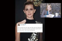'Deserve to Live Without Being Questioned': Emma Watson Hits Back at JK Rowling's Transphobic Tweets