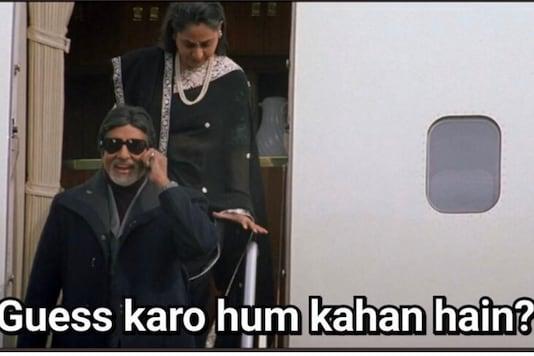 Kabhi Khushi Kabhie Gham Is Back This Time As A Hilarious Meme Memurlara Dair Her Sey