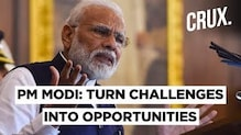 PM Modi: Coronavirus Crisis Will Be A Turning Point For India To Become 'Atmanirbhar'