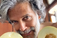 Milind Soman's New Gym Instrument is a Muskmelon, Watch Video