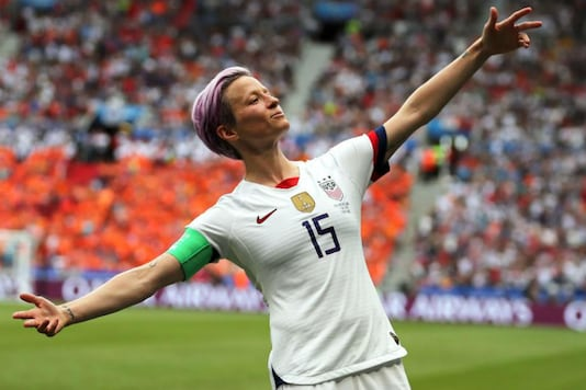 Personally Apologised to Megan Rapinoe: US Soccer President About Policy on National Anthem