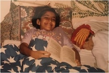 Sonam Kapoor's Throwback Pic is All About Her Love for Reading