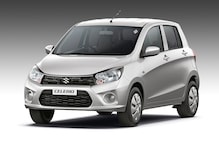 Maruti Suzuki Celerio S-CNG Launched in India at Rs 5.36 Lakh