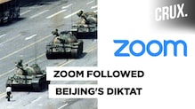 At China's Behest, Zoom Suspended Pro-Democracy Activists' Accounts