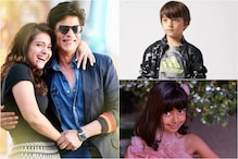 Shah Rukh Khan Says His Jodi With Kajol Can Be Replaced By AbRam-Aaradhya