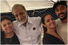 Anita Hassanandani Shares Emotional Post on Father-in-law's Passing