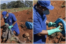 Brazil is Digging up its Dead to Make Room for New Covid-19 Burials