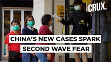 China Reports 57 New COVID-19 Cases, Highest Daily Tally In Two Months