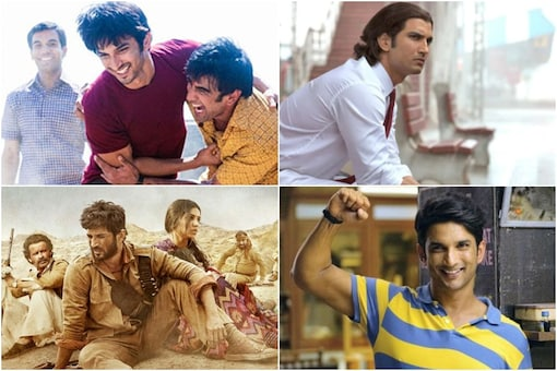 From Kai Po Che to Chhichhore, Sushant Singh Rajput was Never Afraid of Risky Film Choices