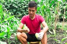 Organic Farming Keeping Former Footballer Gouramangi Singh 'Fresh' During Lockdown