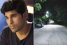 South Actor Allu Sirish Goes For a Late Night Jog, See Pic