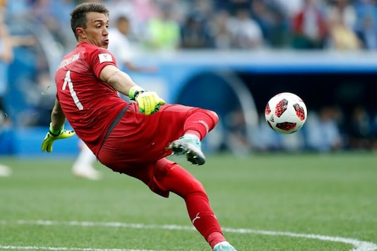 Fernando Muslera (Photo Credit: AP)