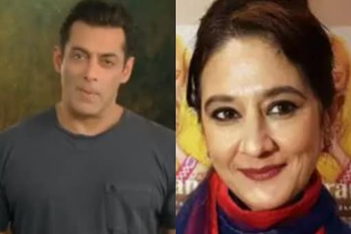 Salman Khan's Veergati Co-star Pooja Dadwal Asks For Help From Him As She Fears Covid-19 Symptoms