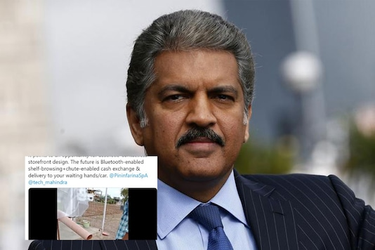 'Clever, But Crude': Anand Mahindra Shares Jugaad Video for Contactless Delivery at Liquor Shop