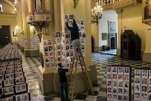 Peru Church Puts Up Portraits of over 5,000 Covid-19 Victims, Video Leaves Netizens Teary-Eyed
