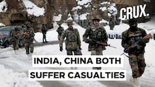 20 Jawans Killed In Indo-China Clash In Galwan Valley, 43 Chinese Soldiers Also Injured Or Dead