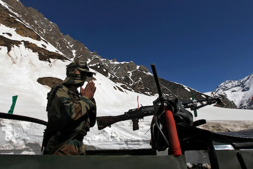 At least 20 Indian soldiers were killed in the clash with Chinese troops at Galwan Valley in Ladakh. (Representative image)