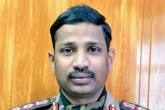 Colonel Santosh Babu