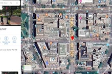Black Lives Matter Street Mural in Washington is Now Visible on Google Maps