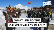 How Indo-China Clash Began Over Chinese Tent In Indian Territory | Galwan Valley